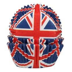 Caissettes Angleterre - 50pcs