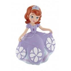 Princesse Sofia mini figurine - 6,5cm