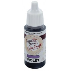 "Colorant Aérographe ""Violet"" - 17ml - Action"