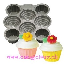 """Multi Cavity Cupcake"" Pan - Liquidation 30%"