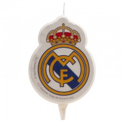 """Bougie """"Real Madrid"""" - 8cm"""