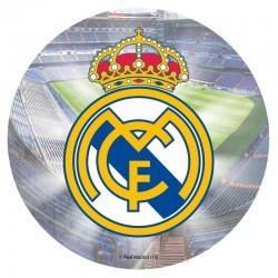 Disque en sucre - Real Madrid - 20cm