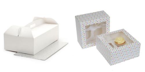 Boîtes et plateaux