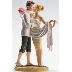 Figurine Marriage en résine -  16 cm
