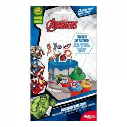 Esspapierdekorationen Avengers