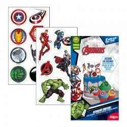 Edible decorations Avengers