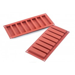 Silicone Mold My Snack, cereal bars