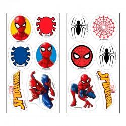 design spiderman edible