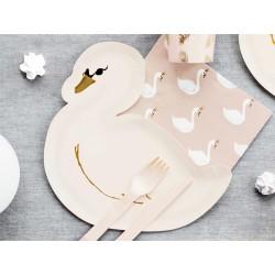 plates swan