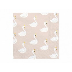 napkins swan