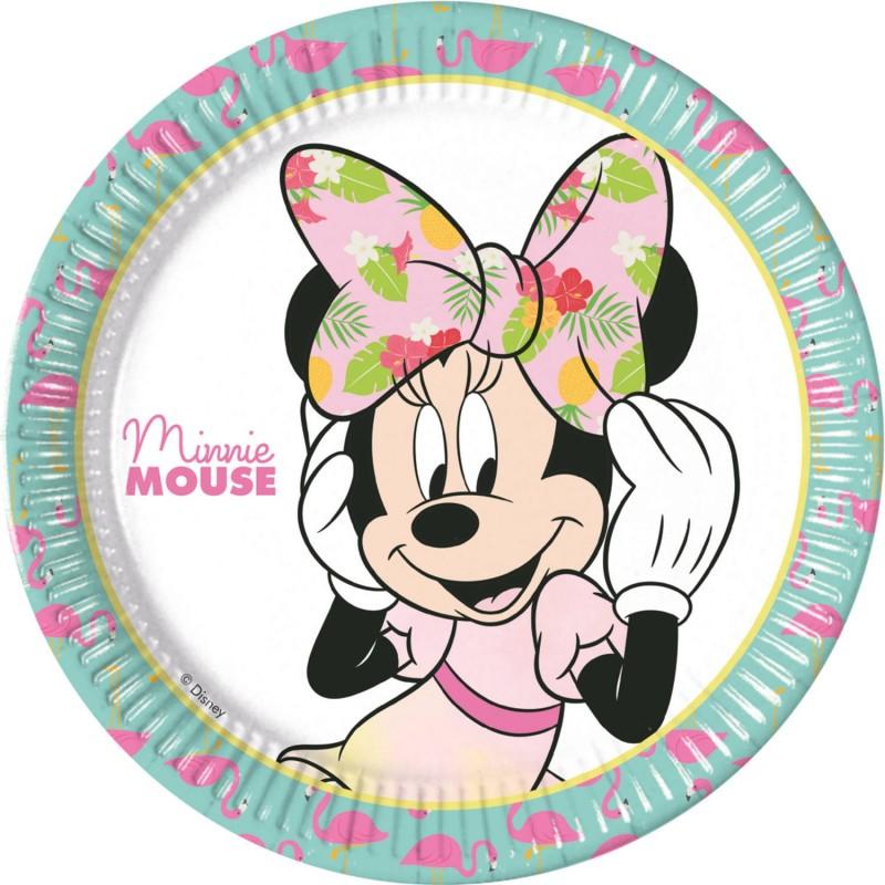 plates minnie
