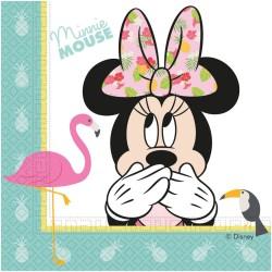 Serviettes Minnie