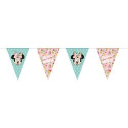 Girlande, fahen, banner, Minnie, tropische, sommer