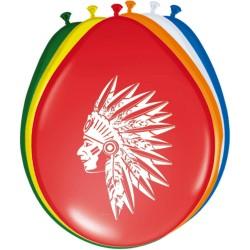 Luftballons indianer