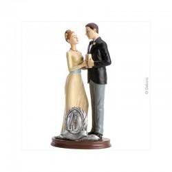 Noces d'argent - 25ème anniversaire Figurines