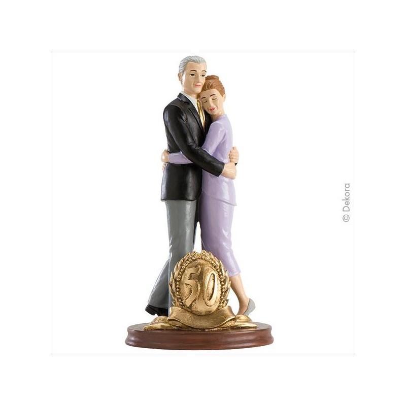 Noces d'or - 50ème anniversaire de mariage