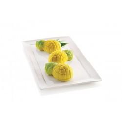Silicone mold, pineapple, ananas, mini, small, fruit, Summer, Ice cream