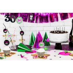 Kerzen, schwarz, weiss, Geburtstag, Dekoration, Piraten, Erwachsene, Kinder