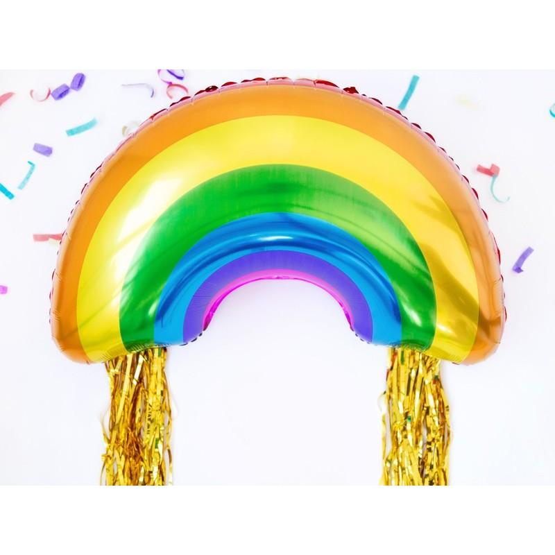 balloon, rainbow, decoration, birthday, children, adults, unicorn