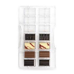 Form, Schokolade, hausgemacht, Praline, la cerise, Polycarbonat