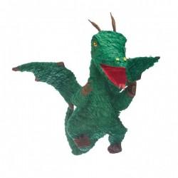 Pinata dragon vert