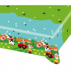 Tablecover Farm animals