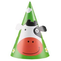 Hats Cow