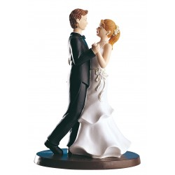 Figurine Marriage Romantique en résine - 18 cm