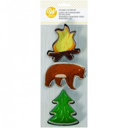 Cookie cutters Forest