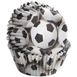 """Caissettes """"Football"""" - 36pièces"""
