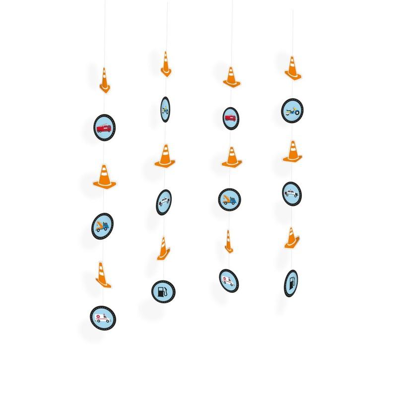 Hanging decorations Transports