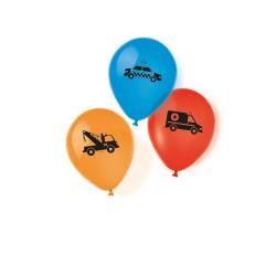 Luftballons Verkehrsmittel