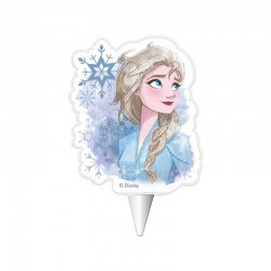 Bougie Reine des neiges 2 Elsa