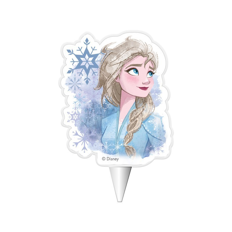 Candle Frozen 2 Elsa