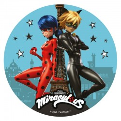 Edible disc Miraculous