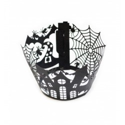 Cupcake wrappers Halloween