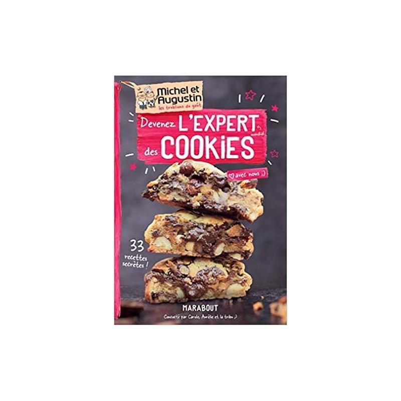 Livre Devenez l'expert des cookies