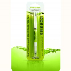 Professional Double-sided Food Pen -Spring Green- No IPA