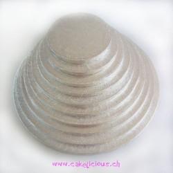 Plateau Rond 25 cm - 10 mm