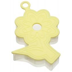 Let's Make Forme à biscuits 3D fleur - ACTION
