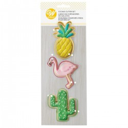 Cookie cutters Tropical