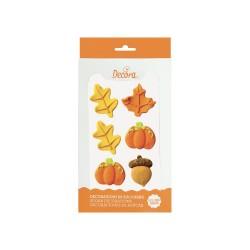 Zuckerdeko Herbst