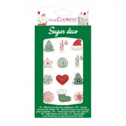 Sugar decorations Sweet Christmas