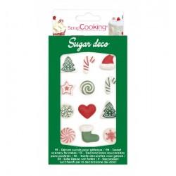 Sugar decorations Sweet Christmas