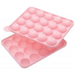 Moule pour cake pops en silicone 20 trous