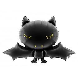Luftballon Fledermaus