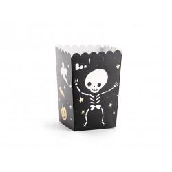Schachteln, popcorn, halloween