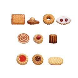 fèves biscuits et gourmandises