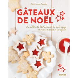 livre gâteaux de Noël book
