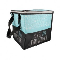 cooler bag for cakes, transport
